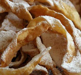 Polish Christmas Cookies.Polish Desserts And Sweets Top 22 Desserts From Poland