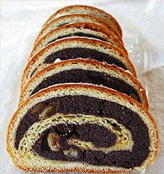 Poppy Seed Cake Russian
